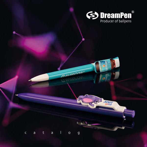 Пластиковые ручки ТМ Dream Pen 3558_Dreampen_standardy_39_druk-1