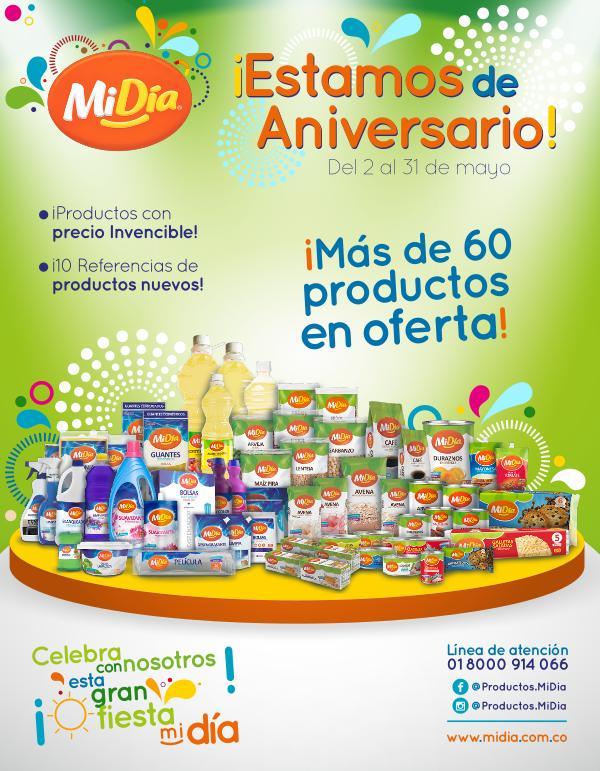 Separata Aniversario MiDía WEB_Aniversario MiDía_2019