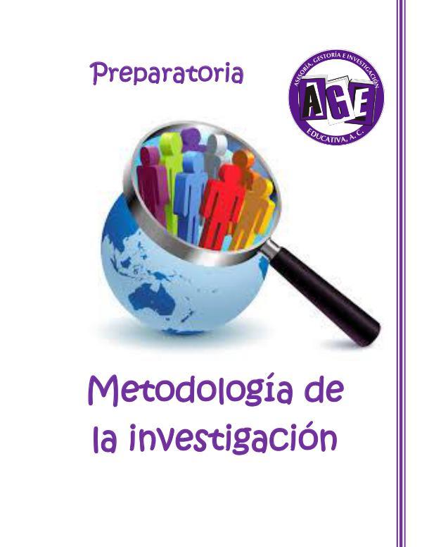 Metodología de la Investigación NPE Metodologia de la Investigación