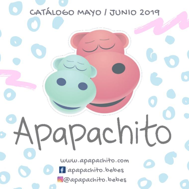 Catálogo Apapachito Mayo / Junio 2019 Mayo / Junio 2019