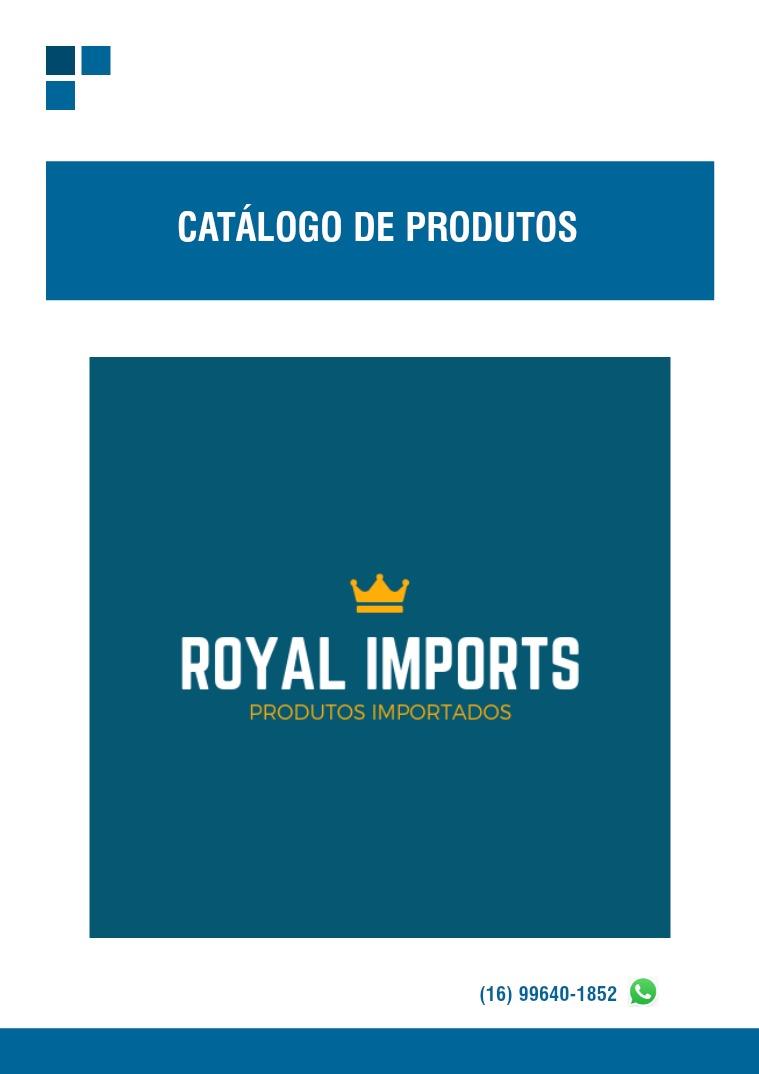 ROYAL IMPORTS RP - Catálogo de Produtos (Ribeirão Preto) Ribeirão Preto