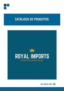 ROYAL IMPORTS RP - Catálogo de Produtos (Ribeirão Preto)