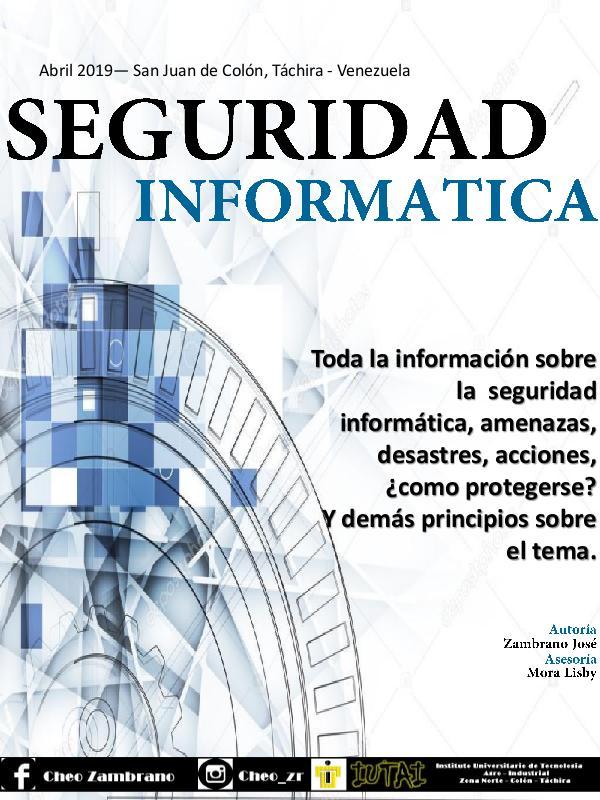 Seguridad Informatica revista