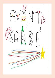 AVANT GARDE MAGAZINE 4A CARMEN