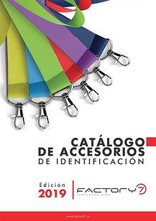 CATALOGO FACTORY 7