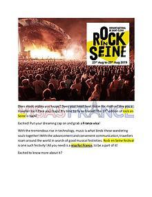 Rock en Seine – A Parisian Icon!