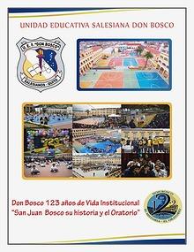 Revista 123 años Don Bosco La Tola