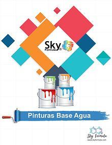Catálogos Sky Formula