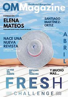 OMMagazine Abril 2019