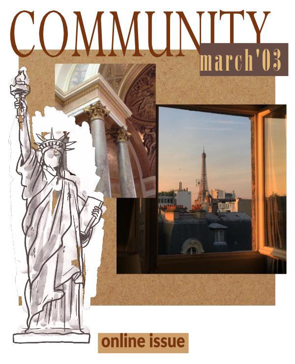 "Журнал ""Community"" - март 2019 Журнала ""Community"" - март 2019"