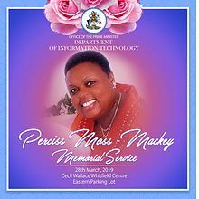 Perciss Mackey Moss Memorial Service Perciss Moss Mackey Memorial Service Booklet