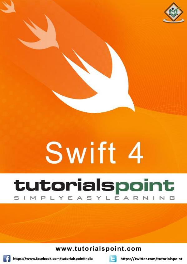 Programare swift Swift tutorial from tutorials point