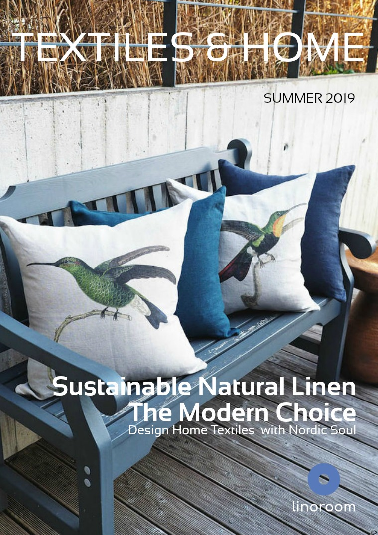 Home Textiles, Linoroom Summer 2019