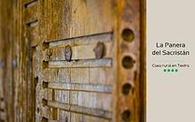 Casa rural en Tiedra: La Panera del Sacristán
