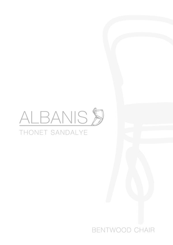 ALBANIS CHAIRS 2019 CATALOGUE ALBANIS CHAIRS 2019 CATALOGUE