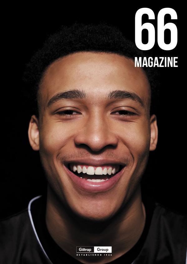 66 Magazine Issue 8 - Summer 2019 - 2020