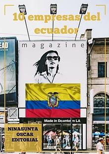 10 empresas del ecuador