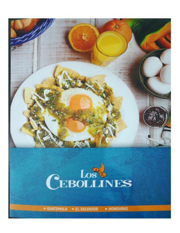 menu honduras Menu Desayuno honduras