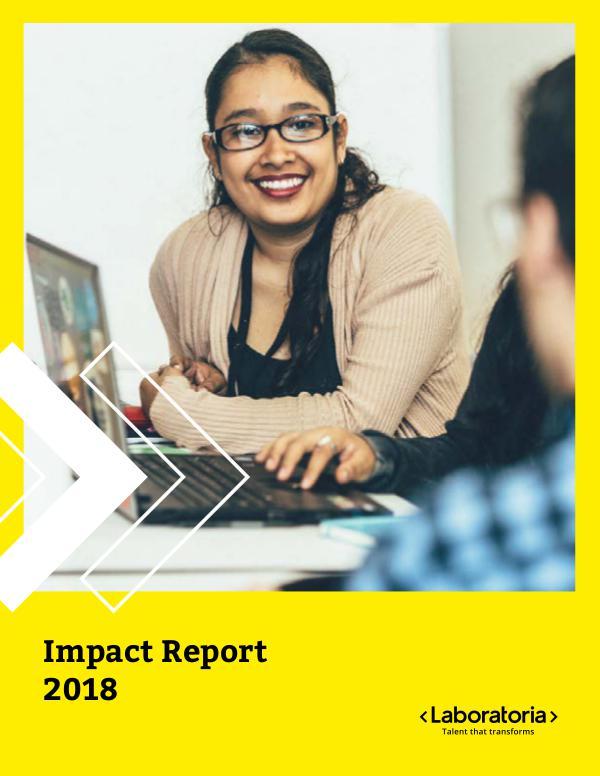 Laboratoria's Impact Report Laboratoria_2018ImpactReport