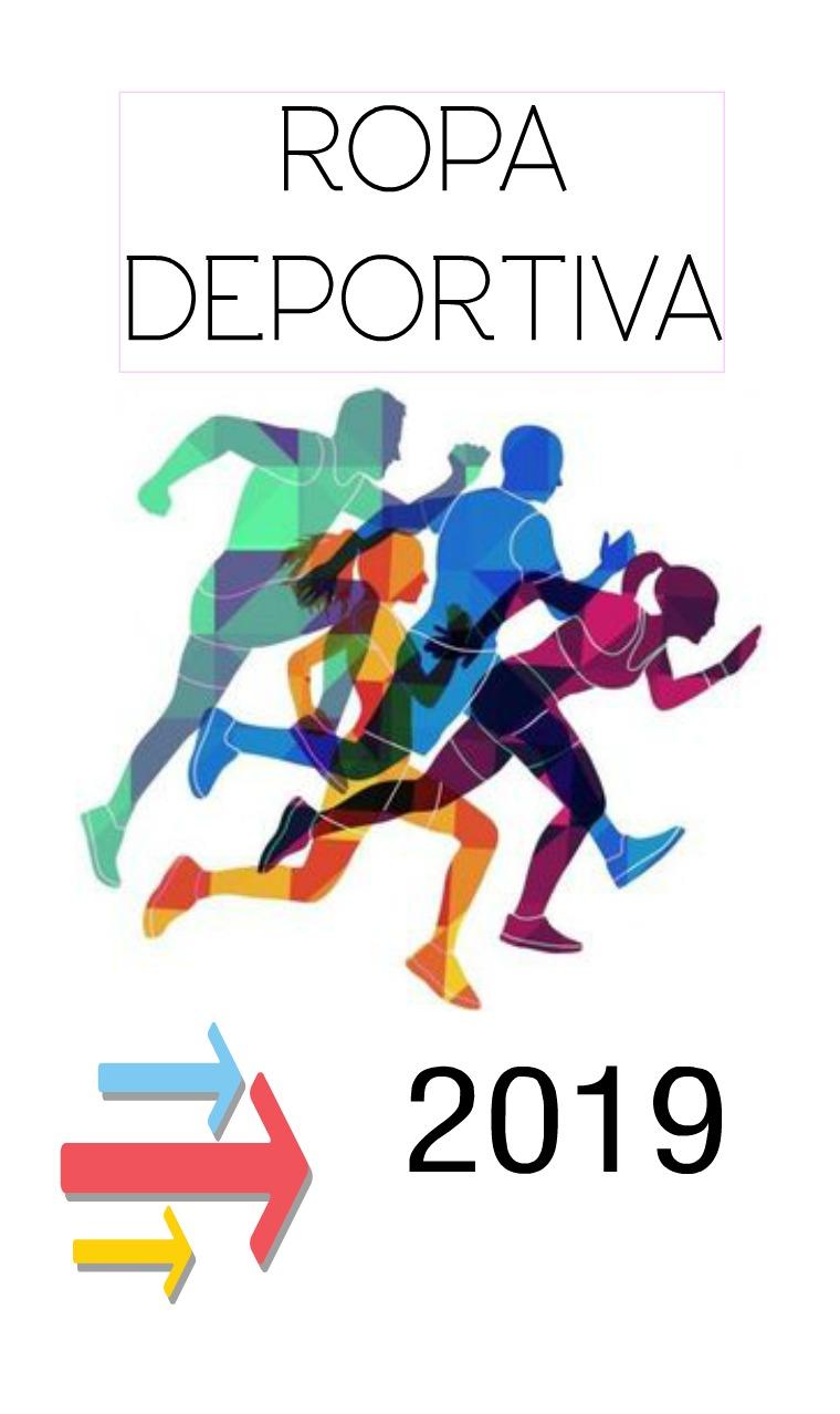 ROPA DEPORTIVA 2019 ROPA DEPORTIVA 2019