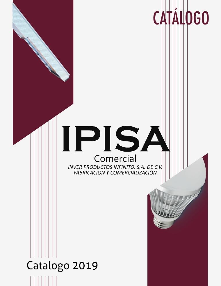Catálogo IPISA 2019 Catálogo - IPISA -2018- mail