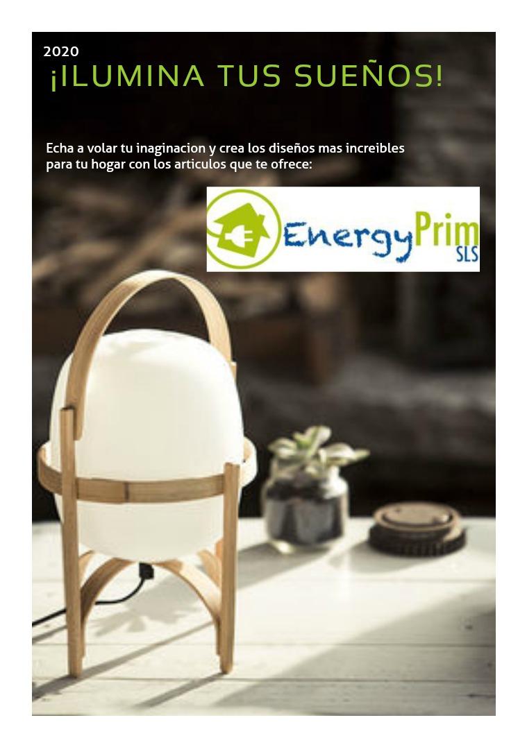 ENERGY PRIM catalogo 2020 primer catalogo