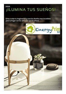 ENERGY PRIM catalogo 2020