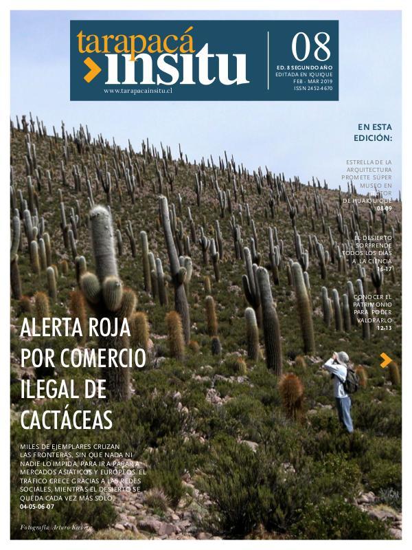 Revista Tarapaca Insitu Nº8 TarapacaINSITU_08