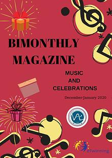 Bimonthly Magazine December-January Issue