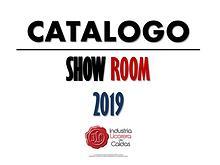 CATALOGO SHOWROOM 2019