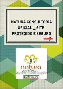 NATURA OFICIAL _ SITE PROTEGIDO E SEGURO