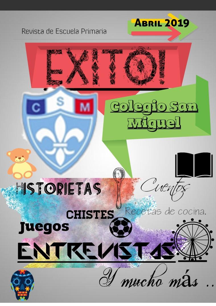 Revista Colegio San Miguel 1