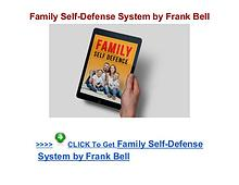 Family Self Defense System review