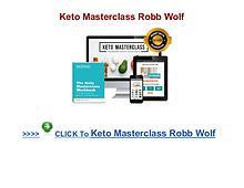 Robb Wolf Keto Masterclass review Keto Masterclass pdf