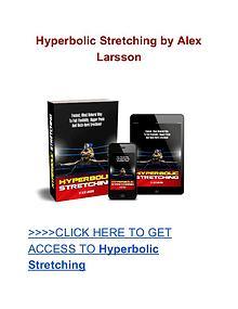 Hyperbolic Stretching Alex Larson