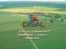 CATALOGO DISAL CR