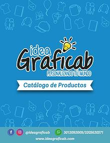 Catálogo Productos Personalizados Ideagraficab 2019