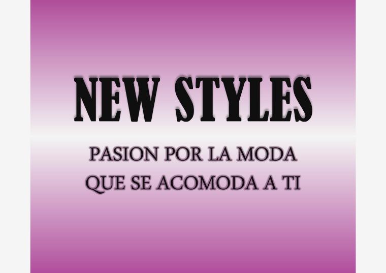 New Styles CATALOGO-DAMAS