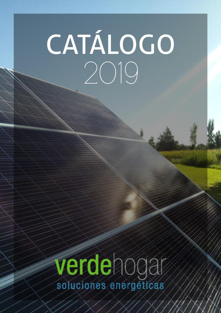 Catálogo Verde Hogar primera