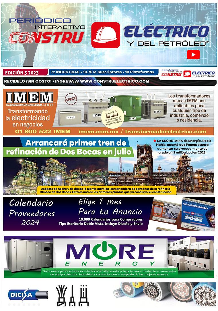 Constru Electrico y del Petroleo Interactivo 2019 EDICION 1 2020