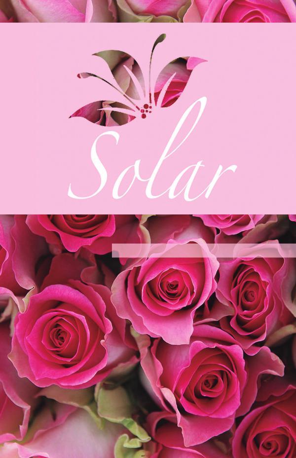Catalogo Solar catalogo pdf