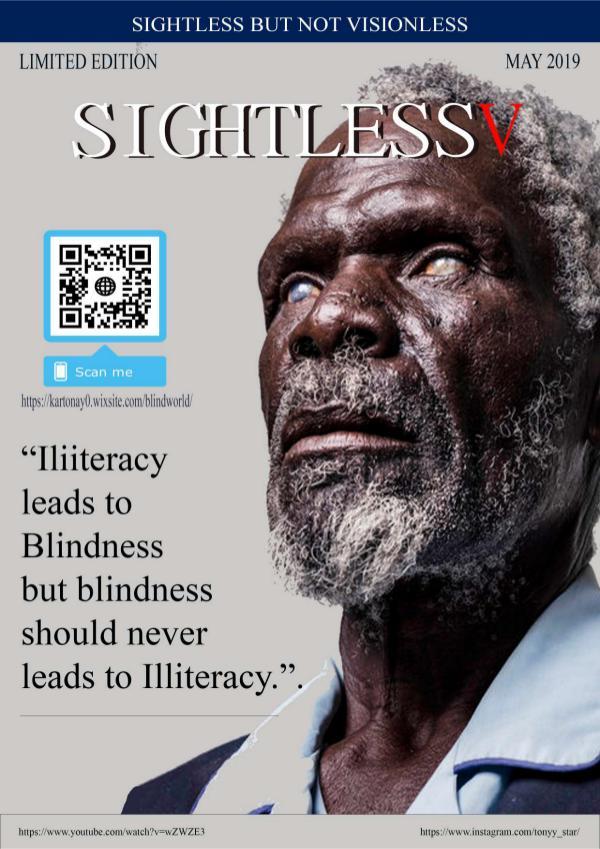 Sightless V Sightless V-Magazine