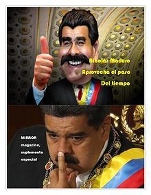 Nicolás Maduro gana tiempo