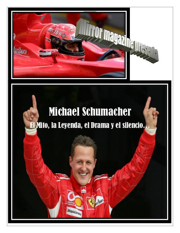 ¿Qué ha sido del corredor de F1 Schumacher? Suplemento Schumacher