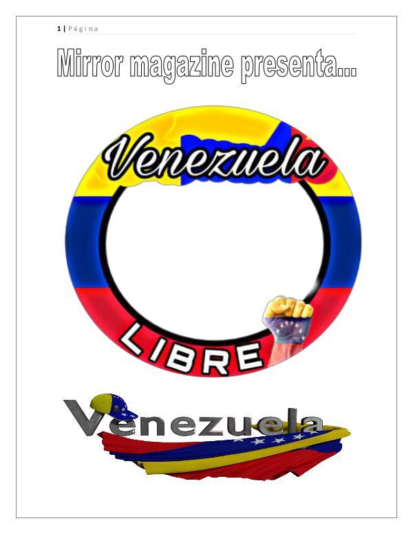 Venezuela, suplemento especial Venezuela3
