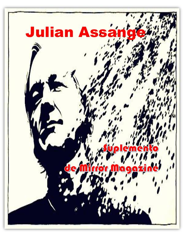 Captura de Julian Assange suplemento Julian Assange