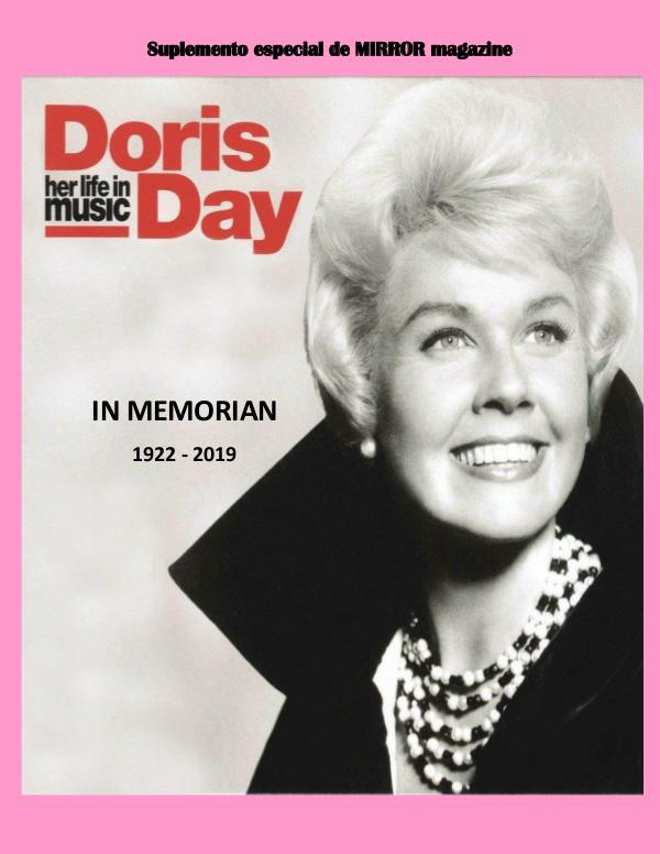 Fallece actriz Doris Day DORIS DAY IN MEMORIAN