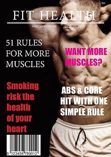 FIT HEALTH MAGAZINE