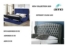 Aeno Bed collection