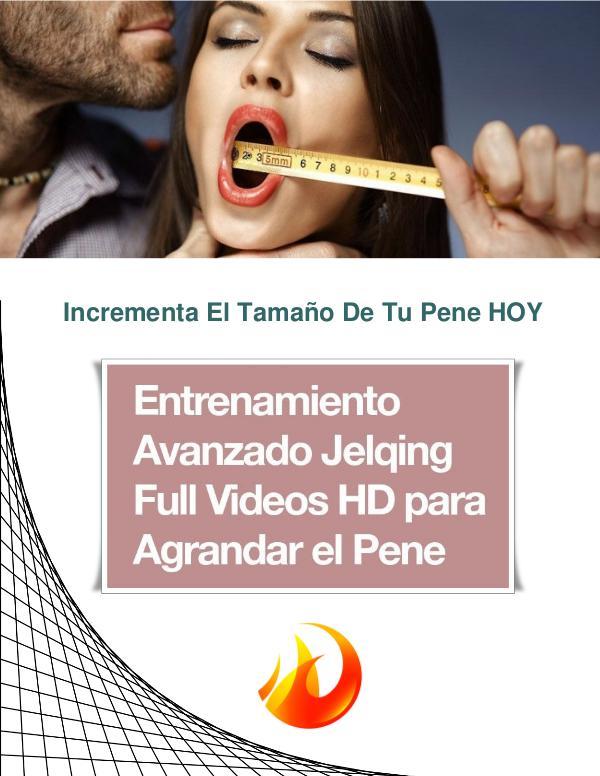 Entrenamiento Avanzado Jelqing PDF Libro Descargar Gratis REPORTE Juan Días Método Para Agrandar El Pené Libro PDF